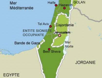 Les livres de géographie du 93 vont remplacer «Israël» par «Entité Sioniste Occupante»
