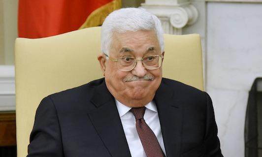 Abbas propose un plan de paix: il demande aux Juifs de cesser d'exister