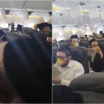 Exceptionnel: un vol Paris-Tel Aviv se déroule dans le calme