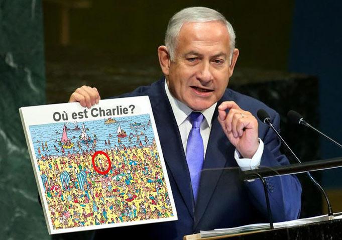 Après les centres nucléaires iraniens, Netanyahu affirme que le Mossad sait où est Charlie