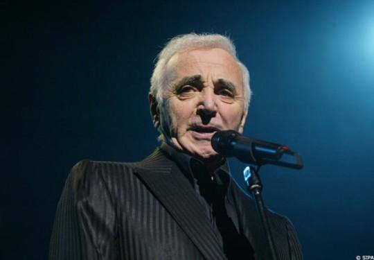 Apprenant devoir faire un concert à Netanya, Aznavour aurait dit «Plutôt crever»