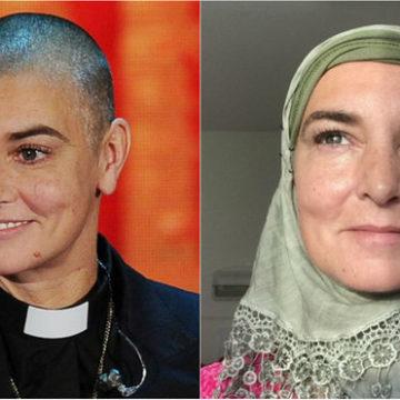 Après le catholicisme puis l'Islam récemment, Sinéad O'Connor se convertit au judaïsme