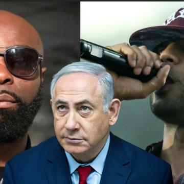 Netanyahu propose d'être le médiateur du processus de paix entre Booba et Kaaris