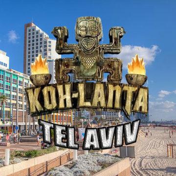 Kho Lanta à Tel Aviv: les candidats devront survivre un mois sans être à découvert