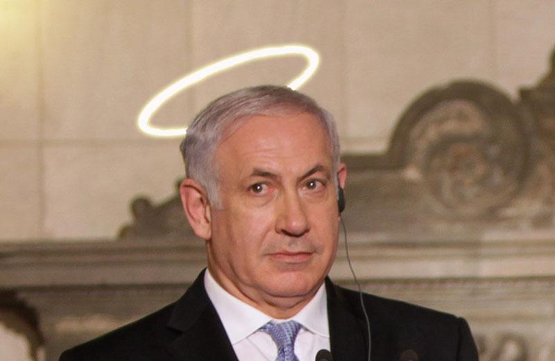 Dieu démissionne. Netanyahu occupera désormais son poste.
