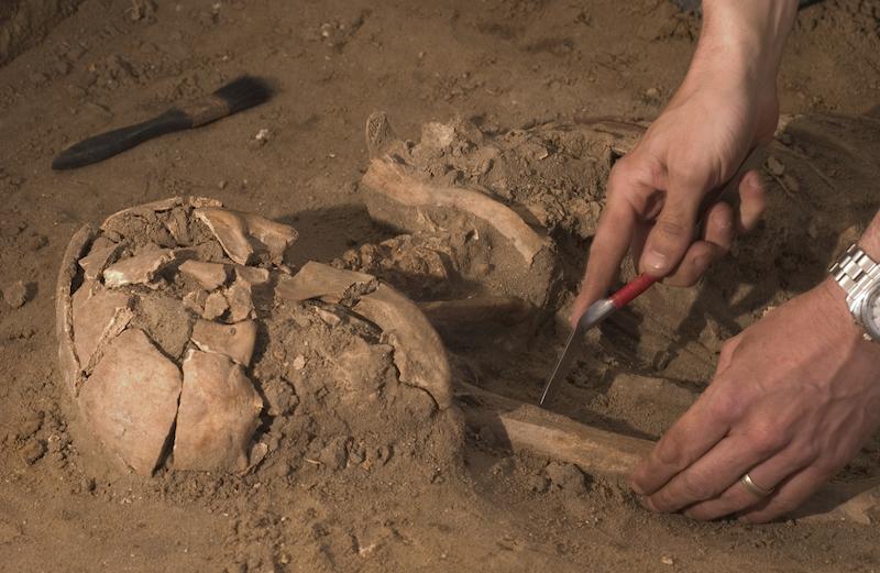 Des archéologues ont retrouvé le dernier Juif de gauche