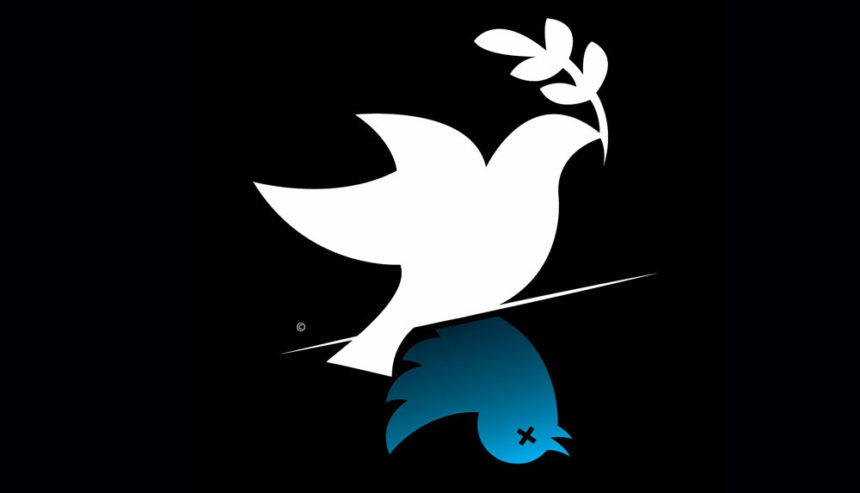 Israël-Gaza: les conventions de Genève s'appliqueront aussi sur Twitter et Facebook