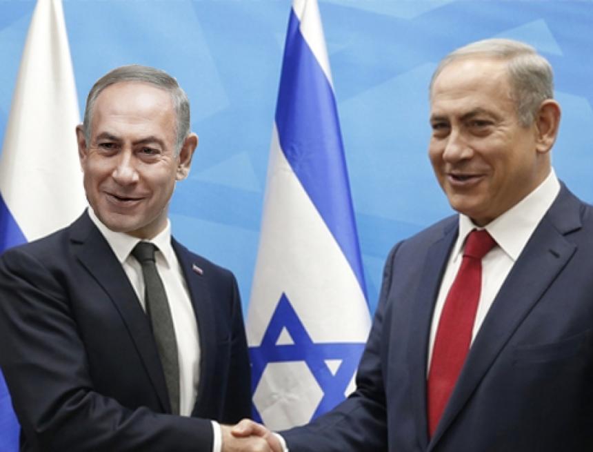 Netanyahu, déjà trois fois ministre, sera aussi chef de l'opposition pour les élections