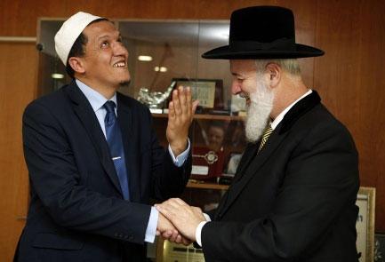 Judaïsme libéral: depuis 5 ans leur rabbin était en fait l'imam Hassen Chalghoumi