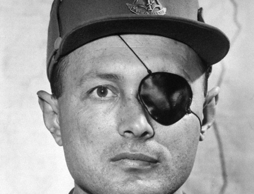 Flash-ball: Moshe Dayan aurait perdu son oeil lors d'une manifestation des gilets jaunes