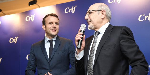 Sur les 467 500 Juifs français, 467 478 attendent encore d'être invités au dîner du CRIF