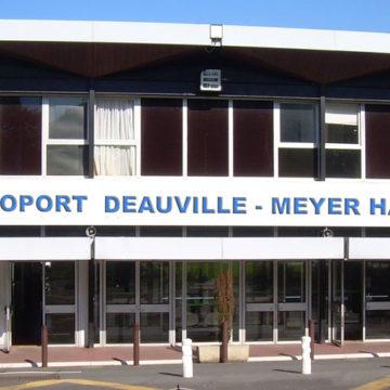 L'aéroport de Deauville sera baptisé «Aéroport Meyer Habib»