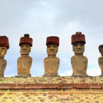 Les schtreimels de l'Île de Pâques prouvent l'origine extraterrestre des Ashkénazes