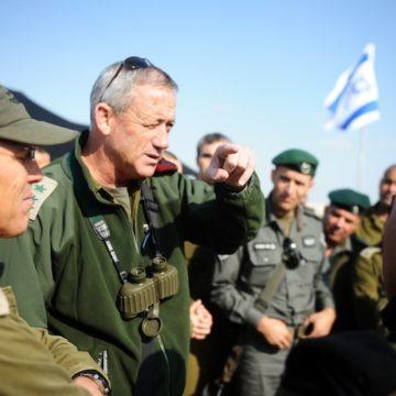 Gantz remporte les élections en Israël et peut constituer une coalition!