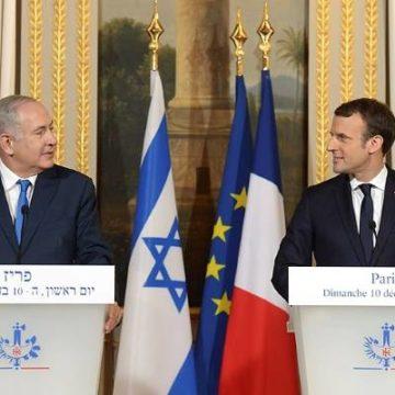 Corruption: afin d'éviter la prison, Netanyahu veut être jugé en France.