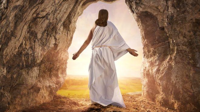 Jésus ressuscite! Pourtant rien n'est censé se lever pendant Pessah, ni pain, ni Christ.