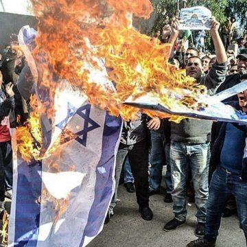 Un société israélienne lance le drapeau israélien «prêt-à-brûler»