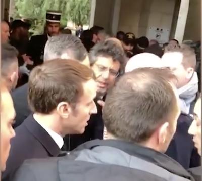 Macron refoulé d'une boîte de nuit à Tel Aviv