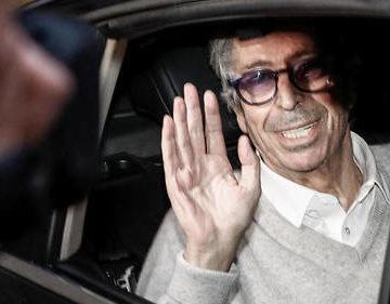 Balkany libéré, se rend au Lutetia pour retrouver ses proches