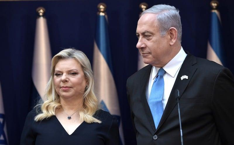 Netanyahu en quarantaine, soulagé de passer enfin du temps sans sa femme