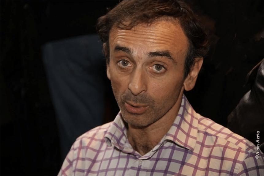 Eric Zemmour : «Restez chez vous, je le dis depuis longtemps aux étrangers»