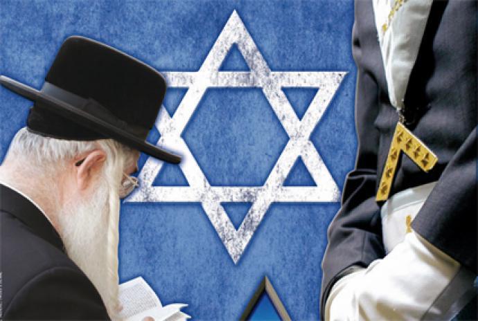 Exclusif : plus de 99% des Juifs ne seraient ni francs-maçons ni Illuminati