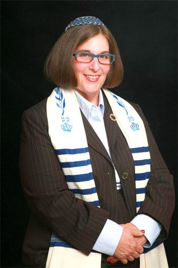 Droits des femmes : devenue rabbin, elle dit autant de conneries que les hommes