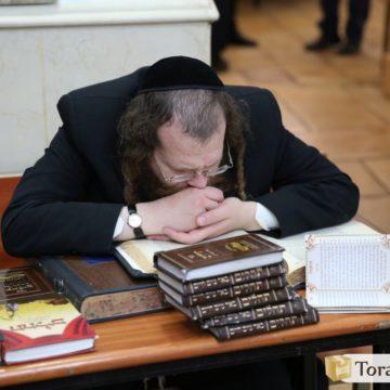 Confiné avec la Halakha, un rabbin de Torah Box constate qu'il dit des conneries depuis des années.