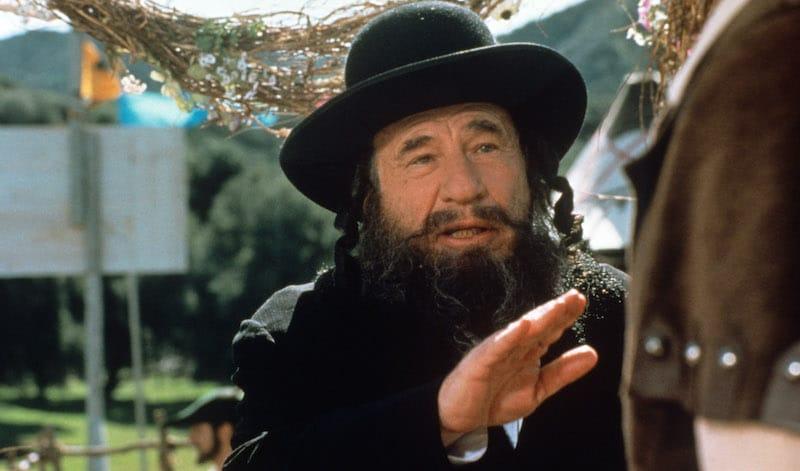 Il se convertit au judaïsme afin que ses blagues antisémites soient de l'autodérision