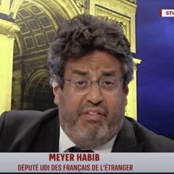 Meyer Habib serait composé à 99,83 % d'huile d'olive de Tunisie
