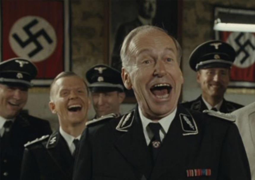 Les Nazis au cinéma devront dorénavant être interprétés par des vrais nazis
