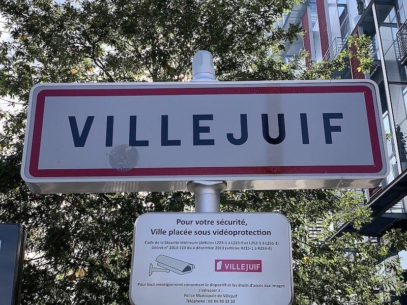 Villejuif sera renommée Ville-français-de-confession-israélite ou Ville-dentiste-du-16ème