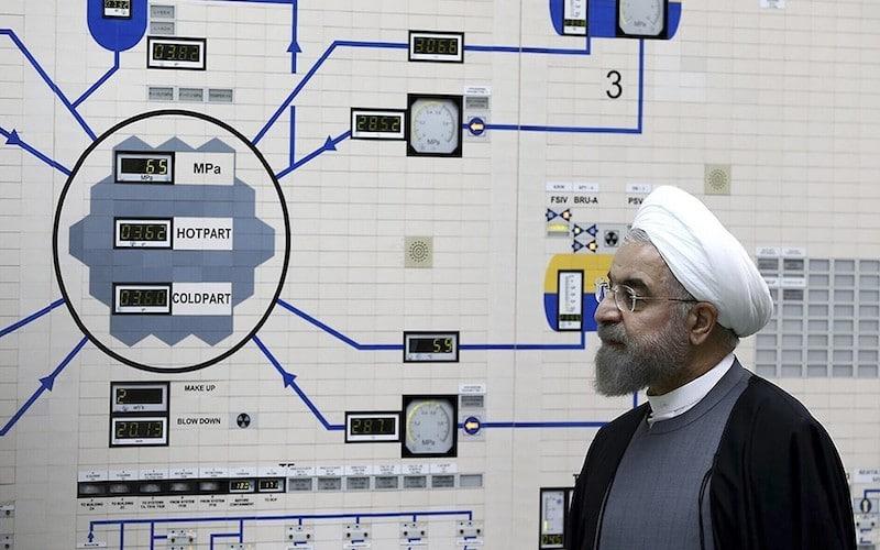 L'Iran prêt à faire la paix avec Israël contre la technologie nucléaire militaire
