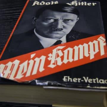 Pour éviter la polémique, Mein Kampf sera expurgé des passages antisémites