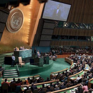 L'ONU condamne Israël pour ne pas avoir déjà  trouvé un vaccin contre le COVID-19