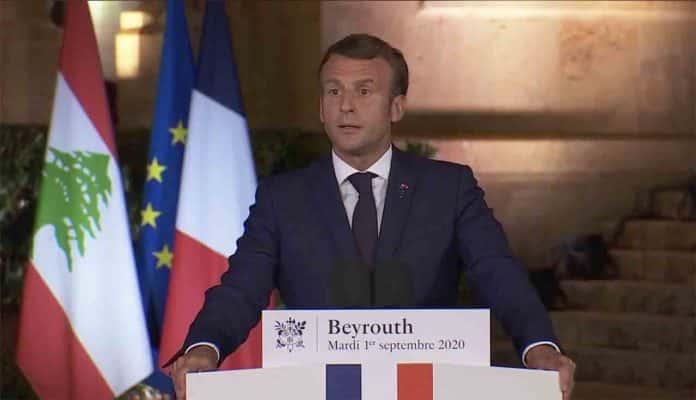Macron au chevet du Liban, le gouvernement israélien dénonce une attitude colonialiste