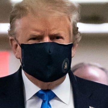 Selon des chercheurs israéliens, le COVID-19 aurait attrapé une forme sévère de Donald Trump