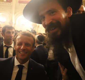 Une équipe d'exégètes talmudiques en charge de décrypter le discours de Macron sur le confinement