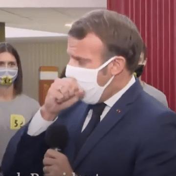 COVID : Macron testé positif, une mère juive dépêchée en urgence pour le soigner à l'Elysée
