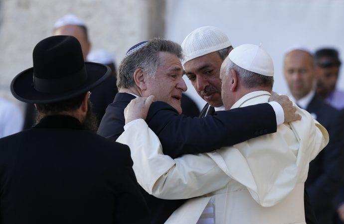 Monothéisme : un rabbin dénonce une appropriation culturelle des chrétiens et des musulmans