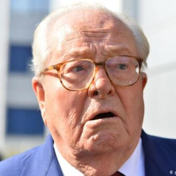 Jean-Marie Le Pen veut faire son aliya pour se faire vacciner contre la COVID-19
