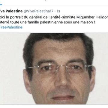 Un tweet fake associe une mauvaise photo avec une fausse information !