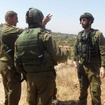 Cessez-le-feu : accord de partage des territoires entre Israéliens et Séfarades