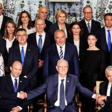 Union nationalistes, gauchistes, islamistes, le gouvernement israélien peut gagner aux régionales en Île-de-France