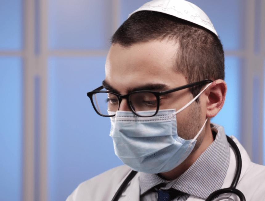 Vraie dictature sanitaire : une mère juive force son fils à faire médecine